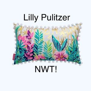 Lilly Pulitzer medium pillow